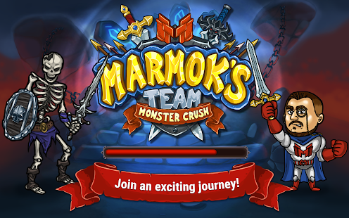 Marmok's Team Monster Crush v v2.8.13 MOD APK (Unlimited money)