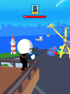 Johnny Trigger Sniper v1.0.8 Mod APK Unlimited Money