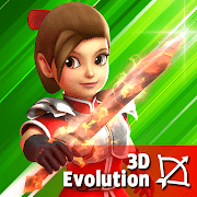 Dashero Archer Sword 3D Offline Arcade Shooting v0.0.15 Mod APK money