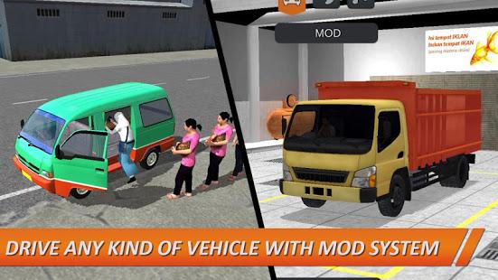 Bus Simulator Indonesia V3 3 2 Mod Apk Buy A Car And Get A Lot Of Money Apk Android Free