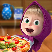 masha-and-the-bear-pizzeria-game-pizza-maker-game-1-0-2-mod-unlocked-no-ads