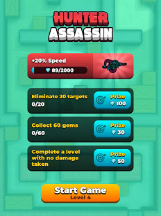 Hunter Assassin v1.32.4 MOD APK VIP/Diamond
