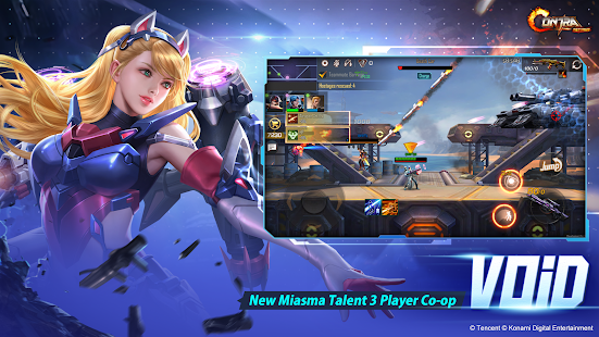 Garena Contra Returns 1.v24.66.1709 Mod APK + Data (GOD MODE / INF AMMO / NO CD / 1 HIT)