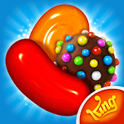 Candy Crush Saga v1.184.1.2 Mod APK Unlock All Levels