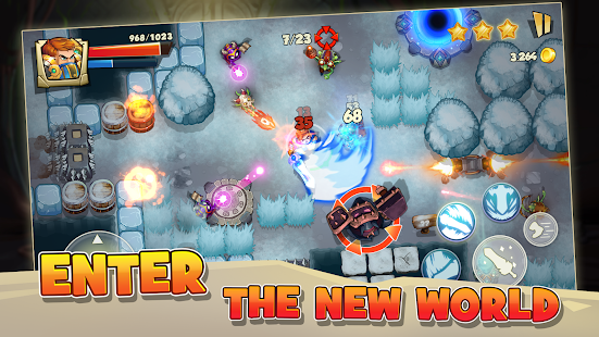 Hero Story Fight or Die v1.0.5 MOD APK (Unlimited Coins + Free Buy)