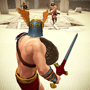 Gladiator Glory v5.9.2 MOD APK Money/Stupid Bots
