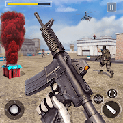 FPS Encounter Shooting 2020 New Shooting Games v1.0.14 Mod APK god mode