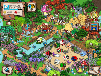 smurfs-village-1-83-0-mod-data-unlimited-money-berries