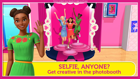 barbie dream house hack apk