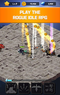 Rogue Idle RPG Epic Dungeon Battle v1.3.7 Mod APK money