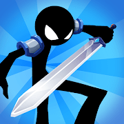 Idle Stickman Heroes Monster Age v1.0.14 Mod APK money