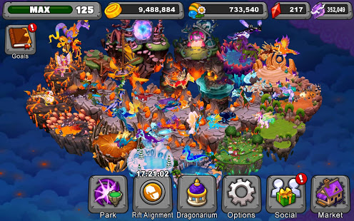dragonvale-4-17-1-mod-unlimited-gold-crystals