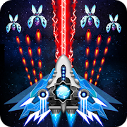 Space Shooter GalaxyAttack v1.463 Mod APK Infinite Diamonds Cards Medal