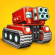 Blocky Cars Online v7.6.0 Mod APK god mode