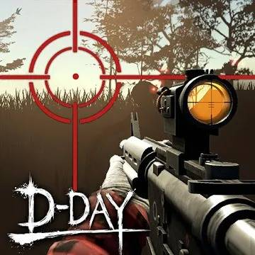 Zombie Hunter D-Day v1.0.807 Mod APK money