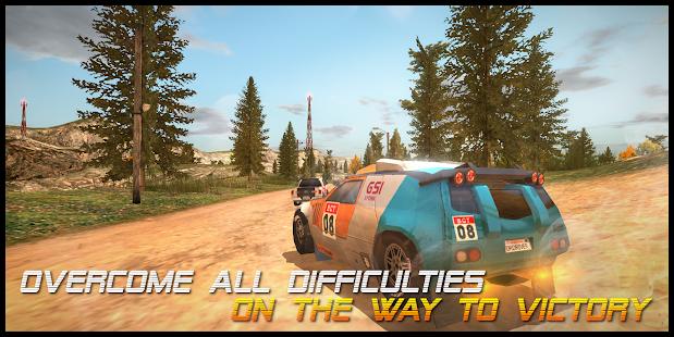 Rally Driver Mod